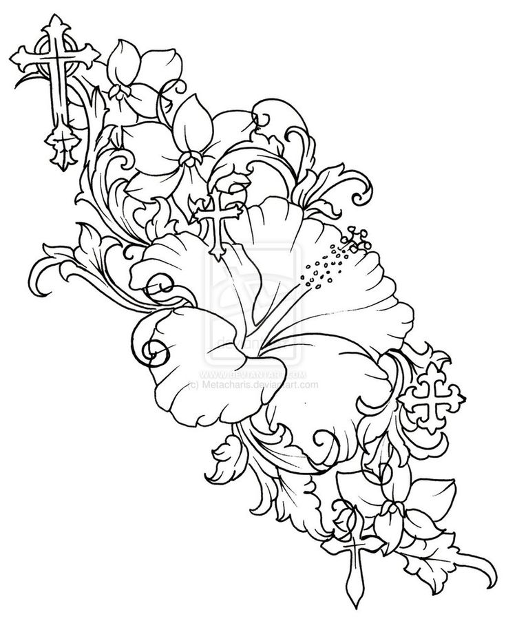 find this pin and more on coloring pages flowers