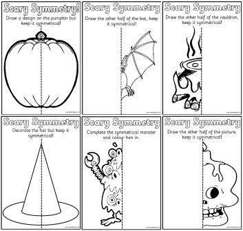 Collection of Free and low cost Downloadable Halloween Teaching Resources