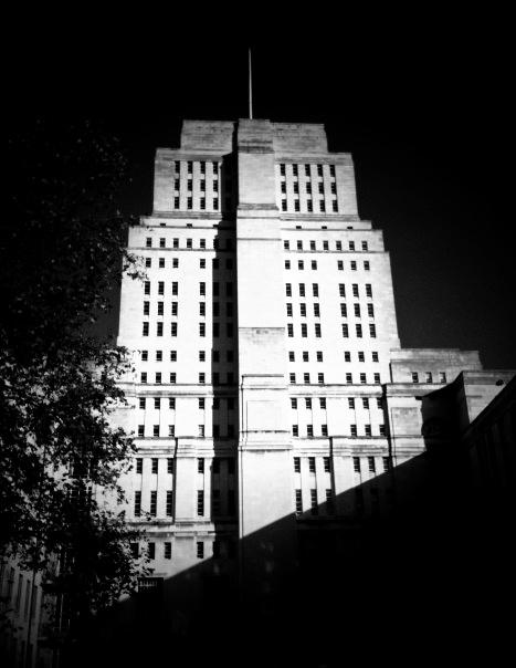 Senate House, London