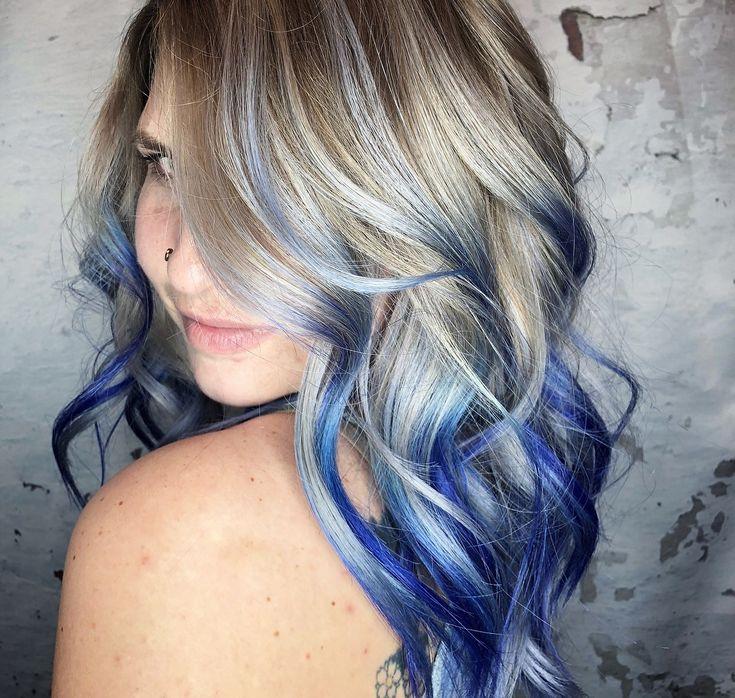 Cabelos coloridos: passo a passo, idéias inspiradoras e cuidados [FOTOS]   – Cores de cabelo