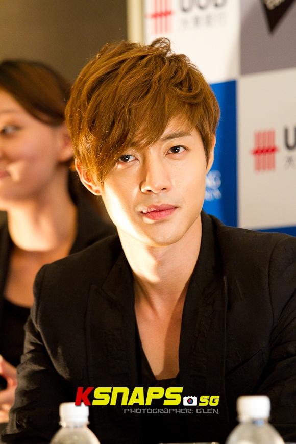 Kim Hyun Joong Asia Fan Meet 2012 Press Conference
