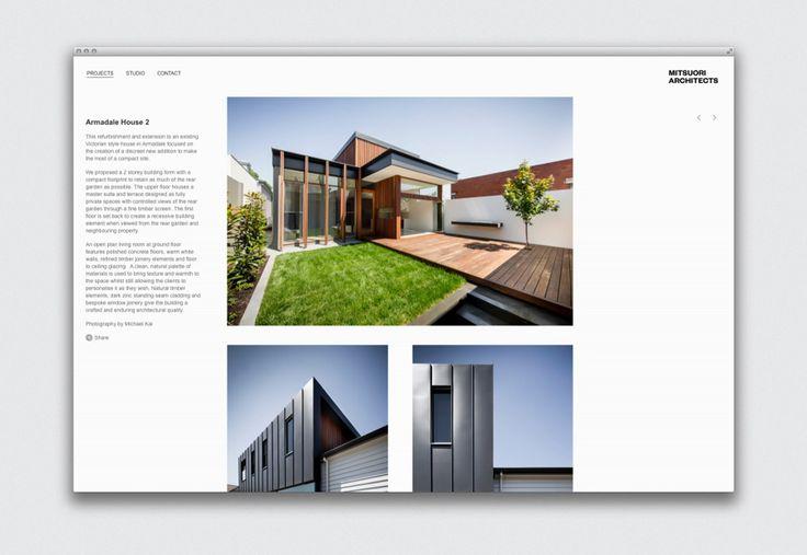 Mitsuori Architects designed by Hunt andCo.