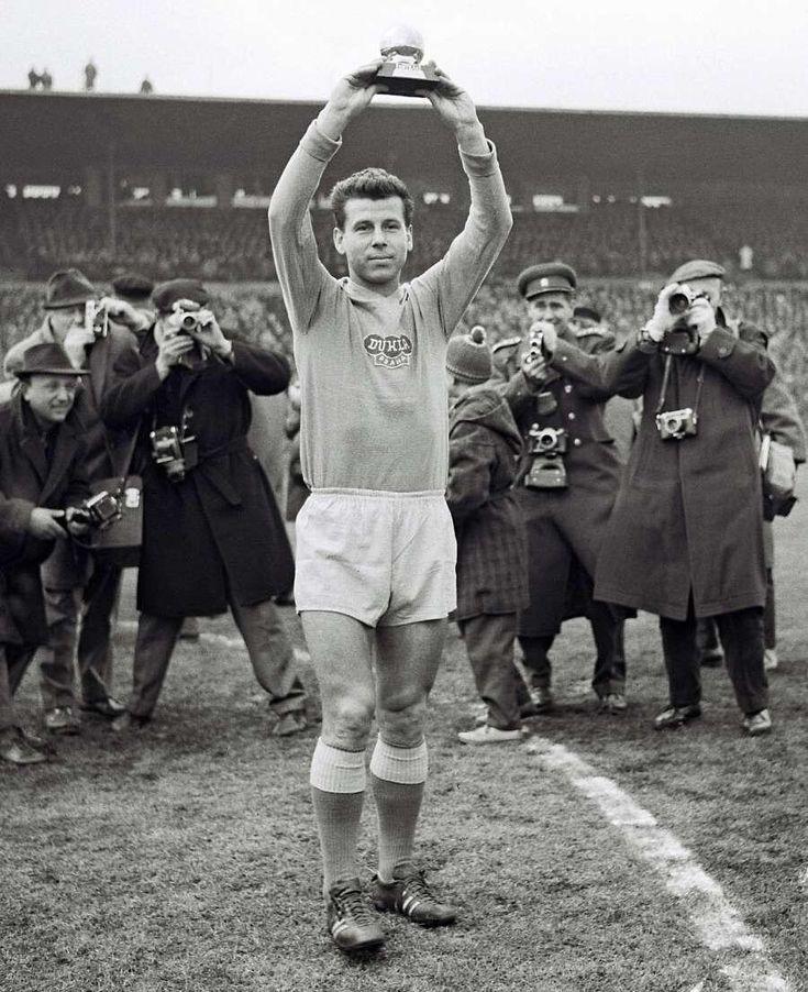 Josef Masopust (1962. Dukla Praha)