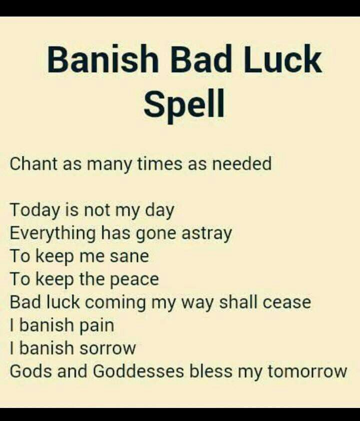 25+ best ideas about Luck spells on Pinterest | Magic spell book ...