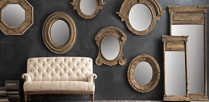 Mirrors | Restoration Hardware