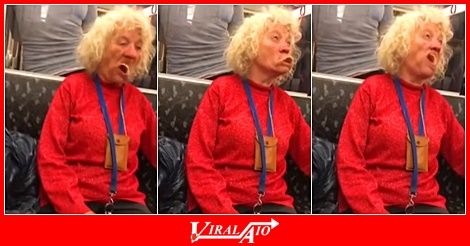 This granny didn't have a care in the world as she played …  - #Viral #Trending #Videos #Video #Clips #Picture #Pictures #Pic #Pics #Funny