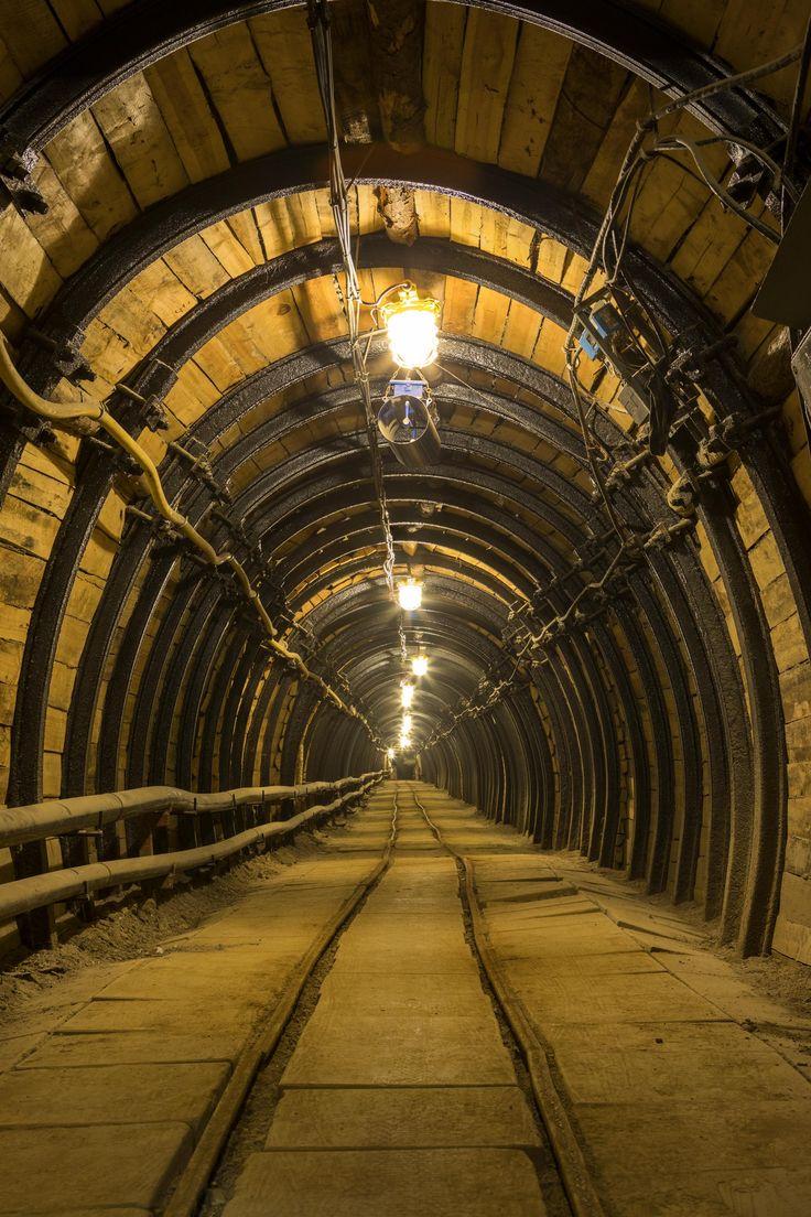 Abandoned Salt Mine in Poland [OC][3333x5000] by Jacek Pilarski