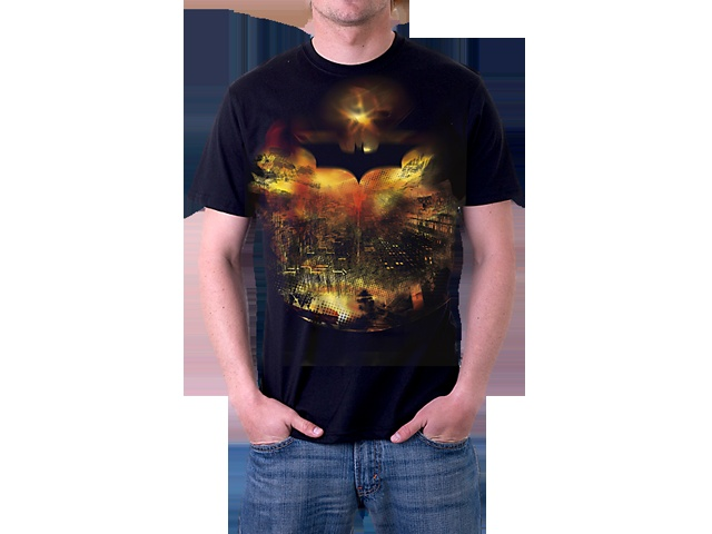 "This is my submissions for ""The Dark Knight Rises T-Shirt Design Contest""."