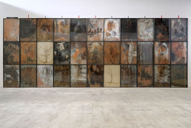 Anselm Kiefer - Breaking of the Vessels - Contemporary sacred art | CoSA
