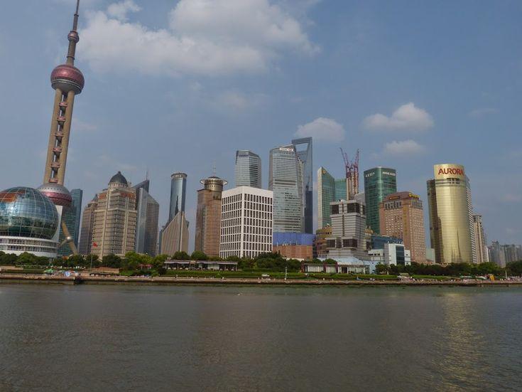 Shanghai, China's high tech city