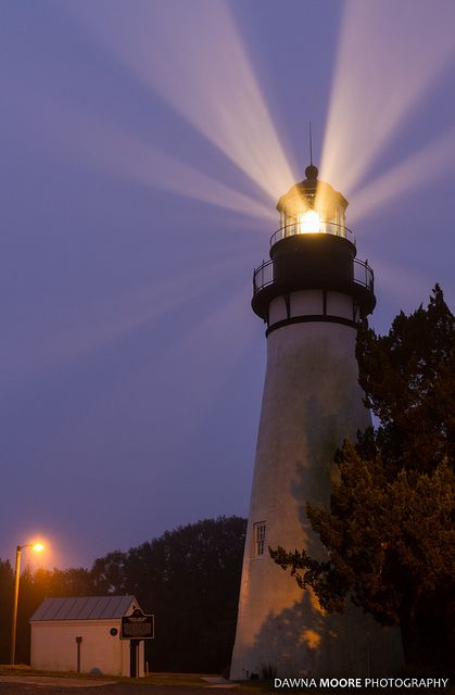 Amelia Island Light, Fernandina Beach, Florida
