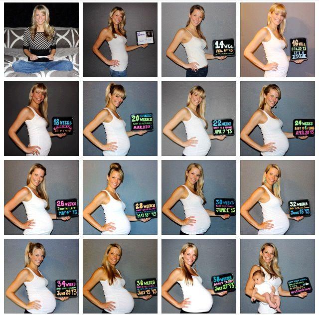 Pregnancy progression