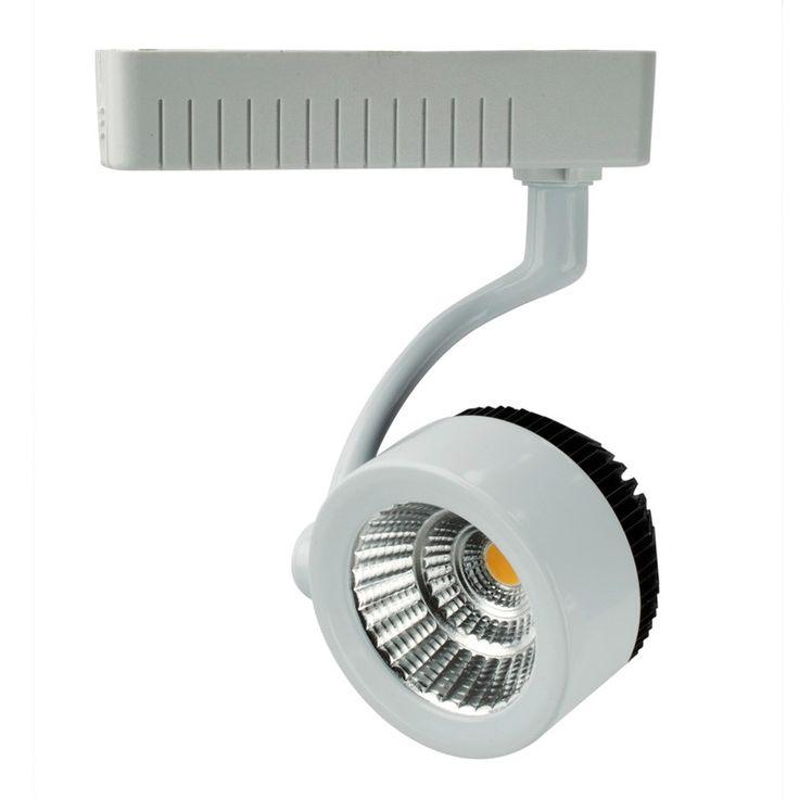Scotty 7W LED Track Light - White - Lyco Direct