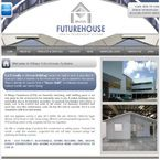 Nuleaf Website Design for the company Future House