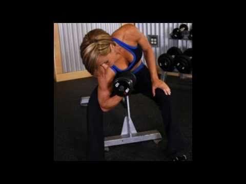 Ejercicios Para Bíceps -- Concentración Curl, Con Mancuerna - http://dietasparabajardepesos.com/blog/ejercicios-para-biceps-concentracion-curl-con-mancuerna/