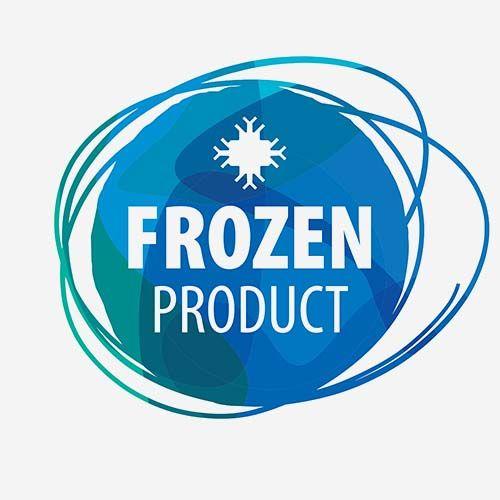 frozen products бесплатный логотип вектор