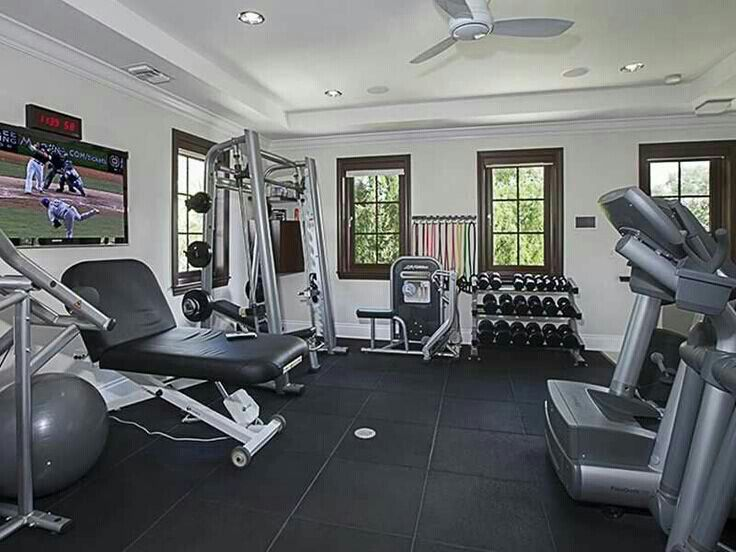 Awesome Mens Home Gym
