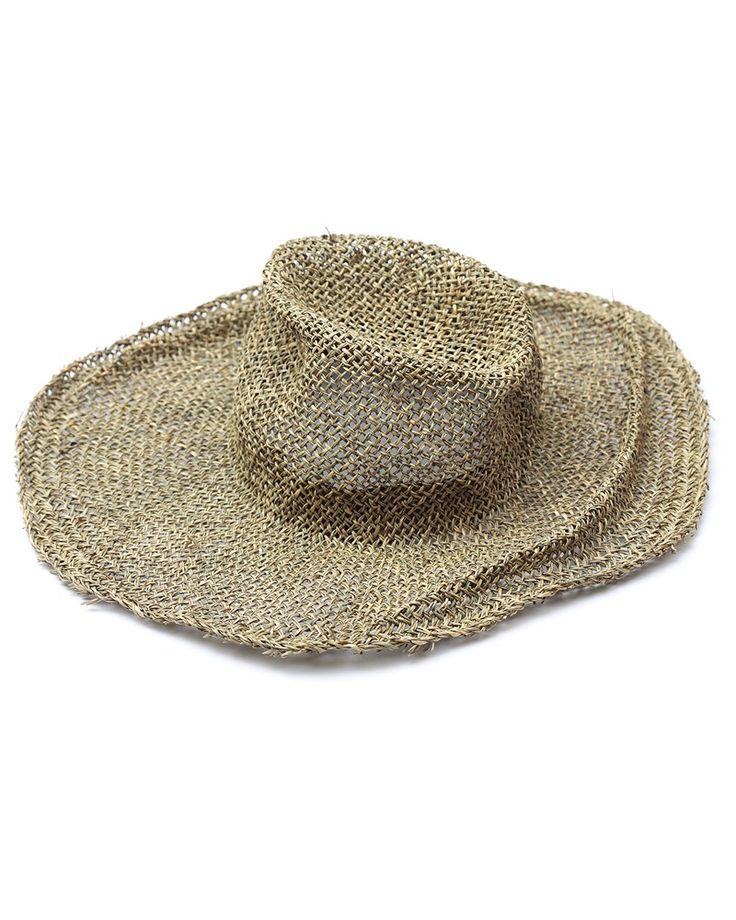 Размер: 56, 58 см Материал: водоросли Хранение: шляпа идет в комплекте с льняным…