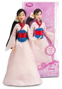 Disney Princess Mulan Classic Doll Collection