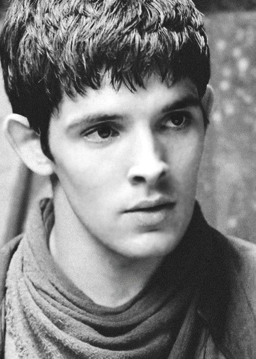 Meet Colin Morgan of Merlin.