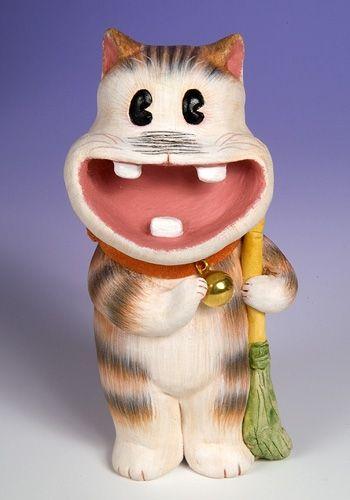 赤塚不二夫キャラが猫になったのだ | 赤塚不二夫トリビュート/もりわじん作品展