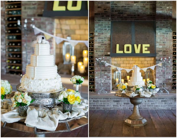 Country Yellow Themed Wedding - Rustic Wedding Chic