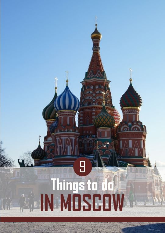 Moscow is the capital of the Russian Federation and the cultural center of Russia. There are so many musueums and places of interest that it's hard to decide what to do first. This travel guide will provide you with 9 things you absolutly need to do in Moscow