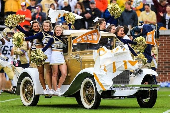 Breaking Down the 2014 Georgia Tech Football Schedule - Yellow Jacked Up - A Georgia Tech Yellow Jackets Site - News, Blogs, Rumors, Opinion...