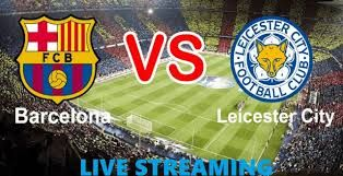 Barcelona Vs Leicester City Live Streaming & Highlights International Champions Cup-03-08-2016