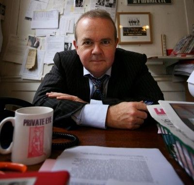 Ian Hislop has edited Private Eye since 1986, and was absolutely thrilled to be voted the 97th most powerful person in the media by the Guardian in 2011. The Private Eye editor has challenged privacy injunctions, led the way on important stories – and has also managed to boost sales.
