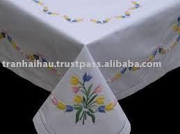 Resultado de imagen para bordados manteles patrones