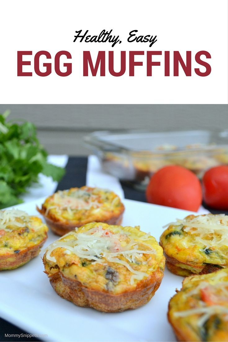 how to make egg muffins
