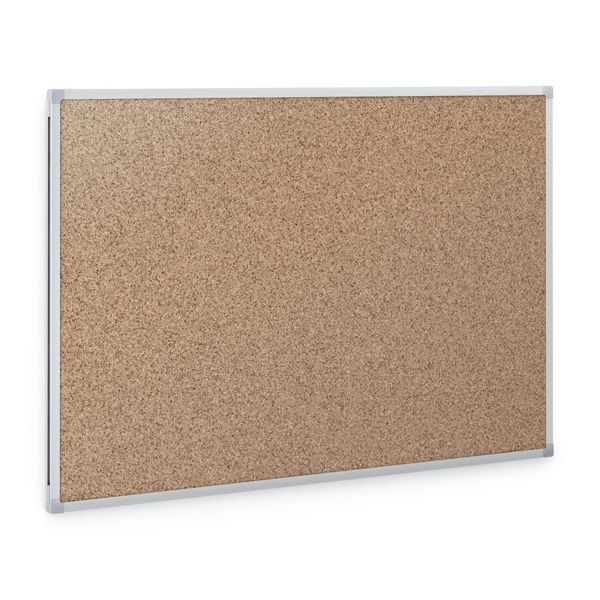 Classic Cork Bulletin Boards with Aluminum Frame at SCHOOLSin