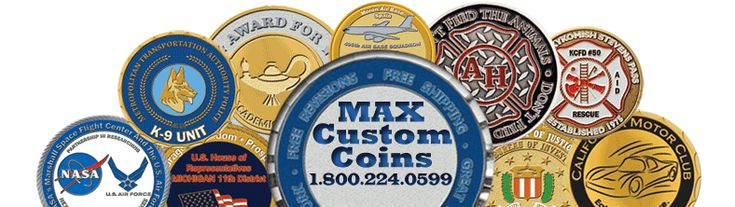 The trend of custom challenge coins is growing as they are now being used in most of the organizations and  militaries. Custom coins not only market your organizations but these challenge coins stand you out in the crowd.