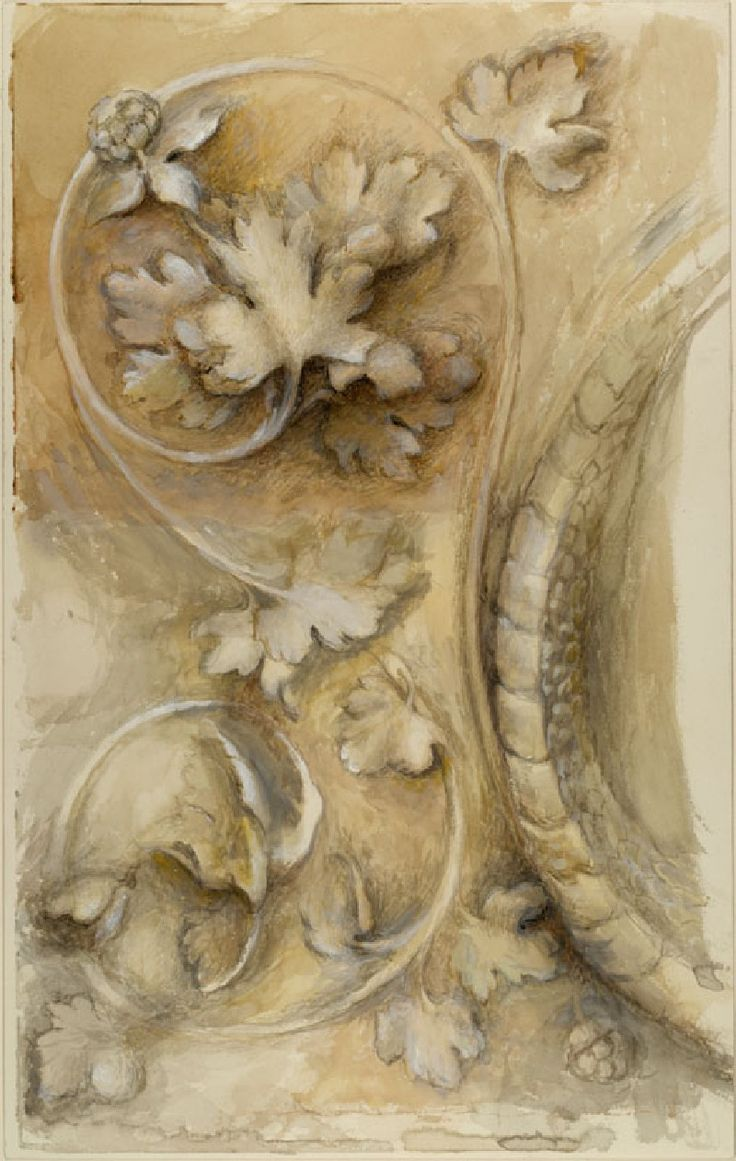 Artist/maker      John Ruskin (1819 - 1900)    Object type      drawing    Material and technique      watercolour and bodycolour over graphite on wove paper    Dimensions      352 x 222 mm