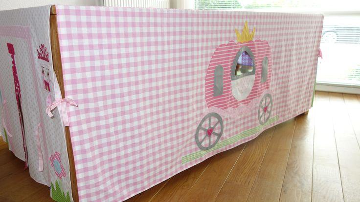 Tafeltent thema prinsessen
