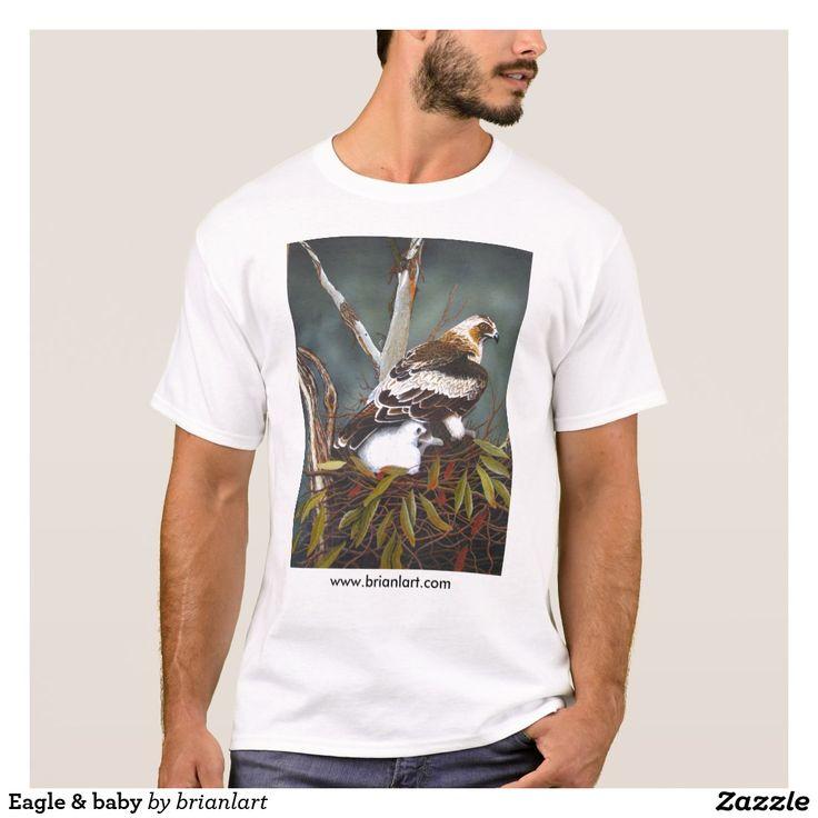 Eagle & baby T-Shirt