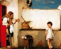 """Naughty Grandchild"", Nikiforos Litras, ""'Ατακτο Εγγόνι"" του Νικηφόρου Λύτρα"