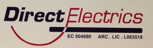 Direct Electrics  0418919206 94980666 directelect@bigpond.com www.direcelectricswa.com.au  Direct Electrics is a family owned and operated electrical contracting business,established 24 years ago in Armadale, Perth WA.