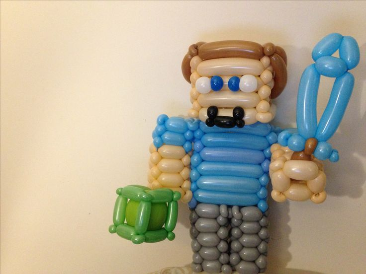 Balloon Minecraft