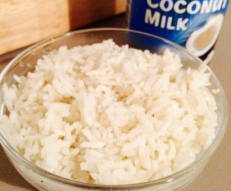 Tasty Coconut Rice
