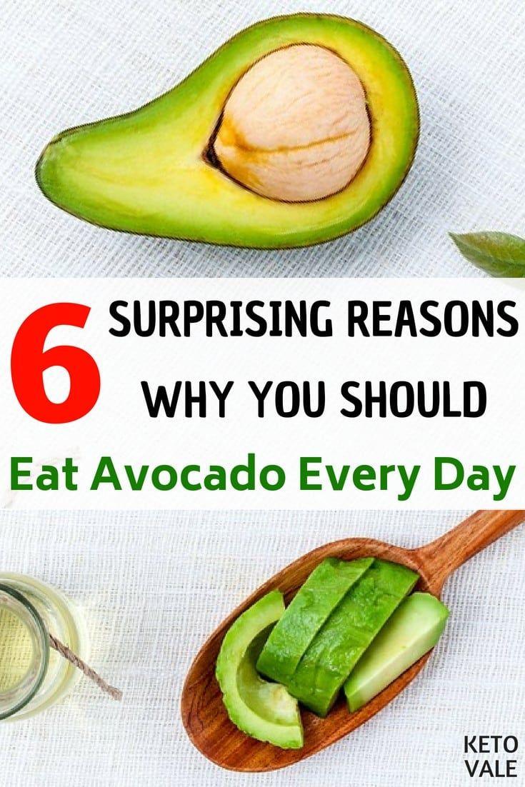 low carb diet eat avacado?