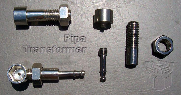 Pipa Transformer - ÑOÑO