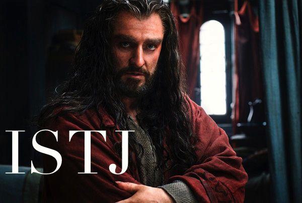 Thorin ISTJ | The Hobbit MBTI