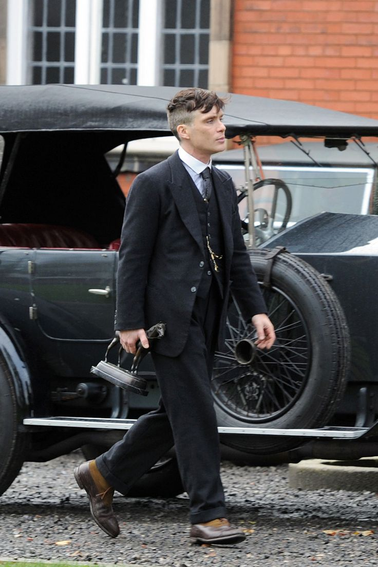 Peaky Blinders star Cillian Murphy