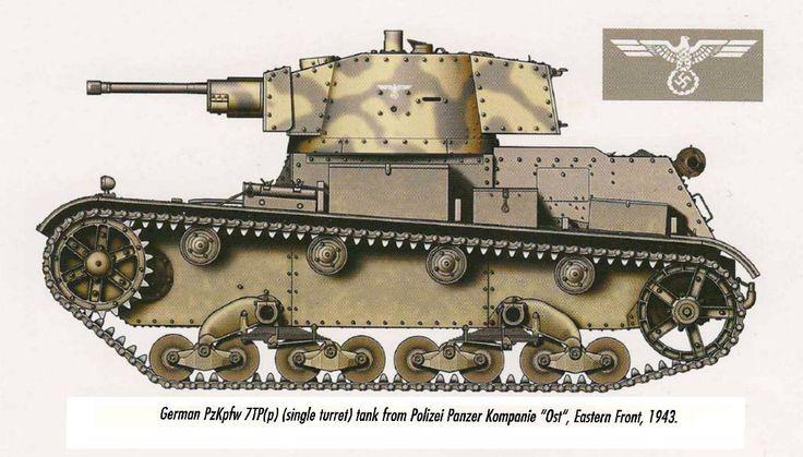 7TP Tank.