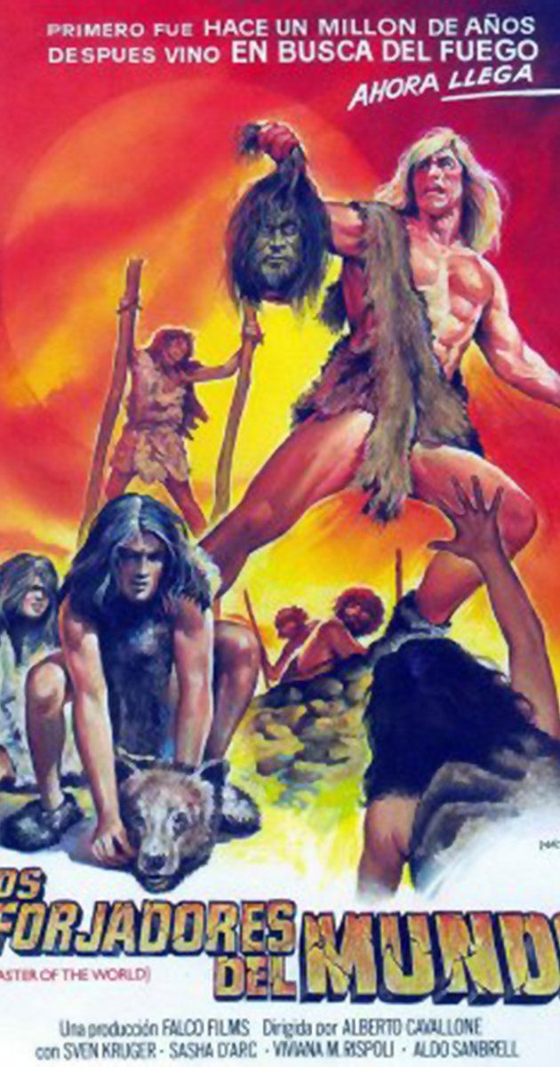Directed by Alberto Cavallone.  With Sven Kruger, Sasha D'Arc, Viviana Maria Rispoli, Maria Vittoria Garlanda. Set two hundred thousand years ago, when the human race had to adapt to their brutal savage environment or disappear into oblivion. For Bog, the great warrior this struggle means conquering the Earth and gaining supremacy over his rivals.