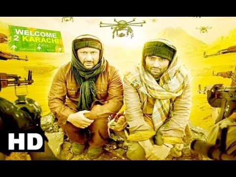 Watch movies online: Watch Welcome to Karachi (2015) Bollywood Full Movie Online