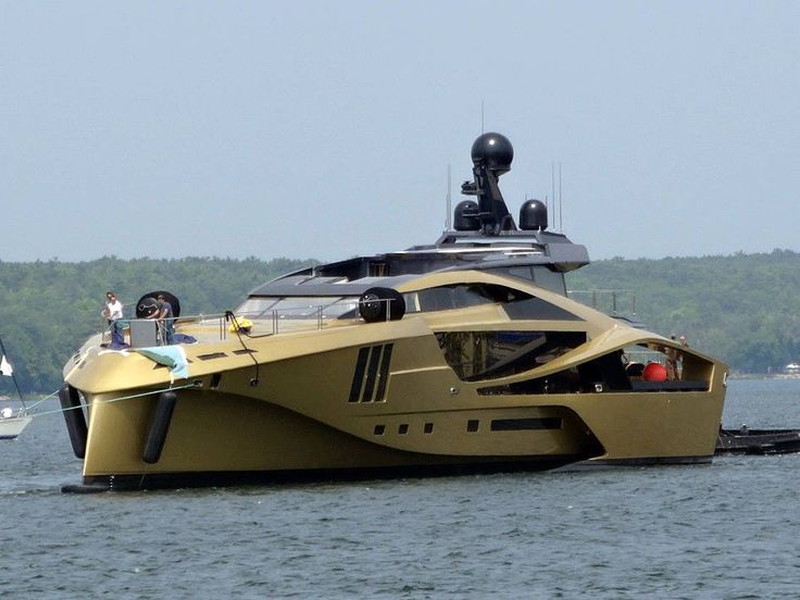 206 best Futuristic yachts images on Pinterest   Party boats ...