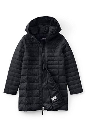 2bf4ed370 Girls  Thermoplume Coat